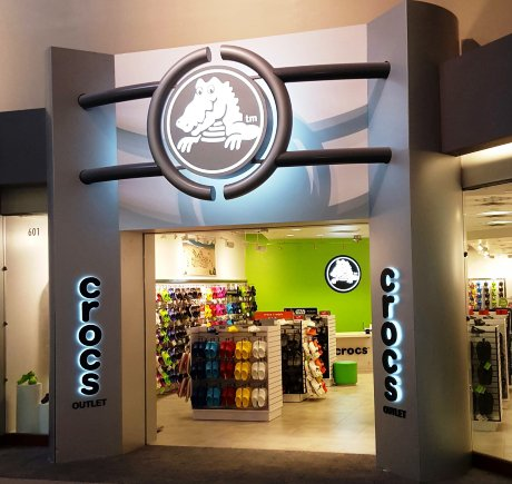 Crocs Shoe Store In Lawrenceville Ga Sugarloaf Mills