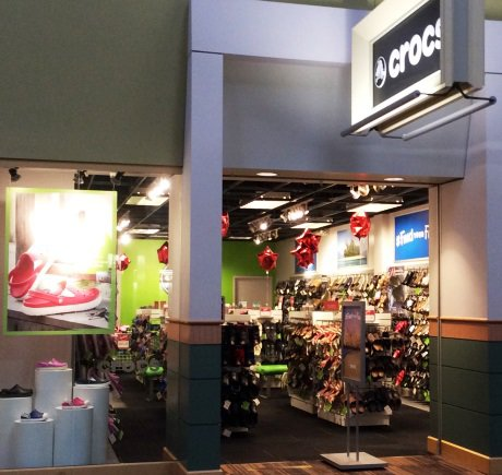 Crocs storefront. Your local Shoe Store in Auburn Hills, MI.