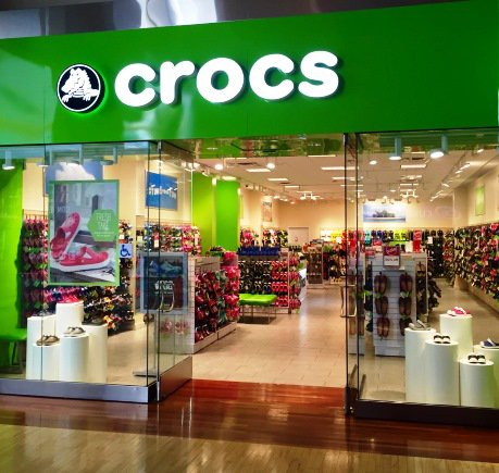 Image result for crocs store