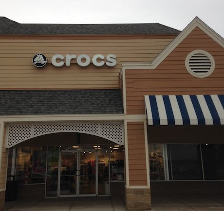 Crocs storefront. Your local Shoe Store in Howell, MI.
