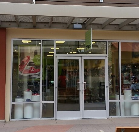 Crocs storefront. Your local Shoe Store in Chandler, AZ.