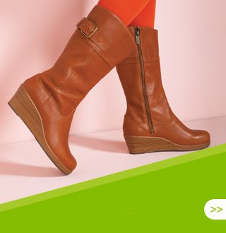 Women's A-leigh Leather Boot