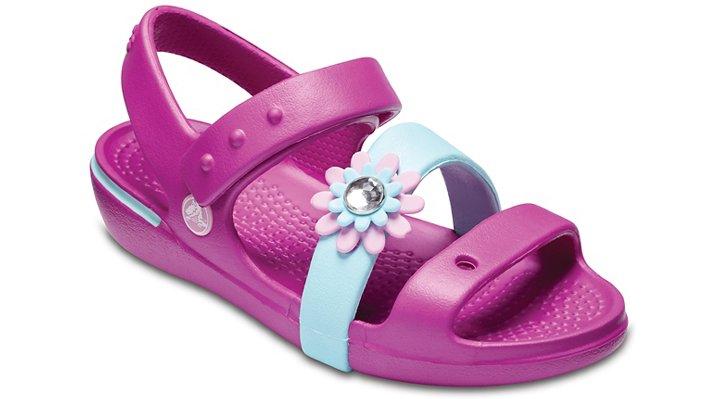 Crocs Kids' Keeley Petal Charm S