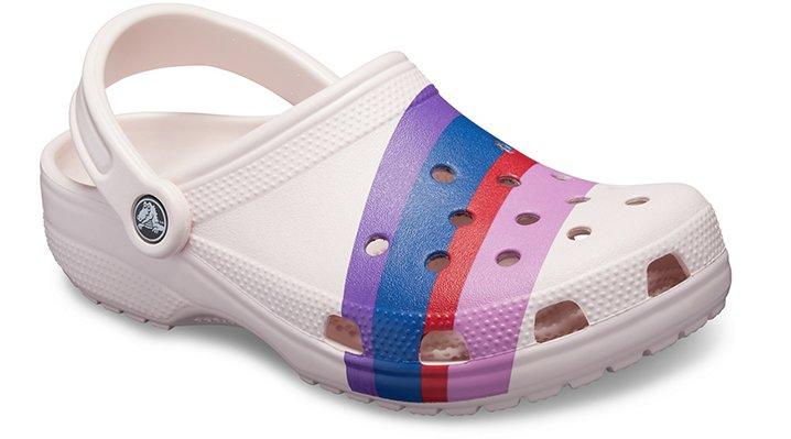 women-footwear Style Classic Seasonal Graphic Clog