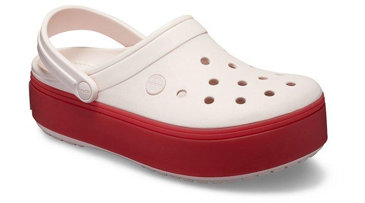 clogs Clogs Crocband™ Platform Clog