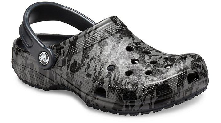 Classic Printed Camo Clog - Crocs