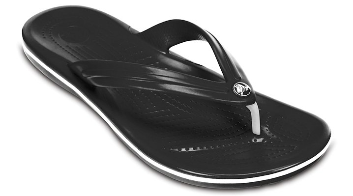 Crocs Crocband™ TeenSlippers Unisex Black 36