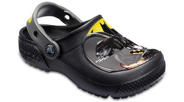 Kids' Crocs Fun Lab Batman™ Clogs | Tuggl