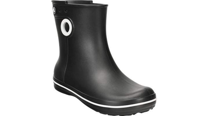 Crocs Jaunt Shorty Boot Laarzen Damen Black 41