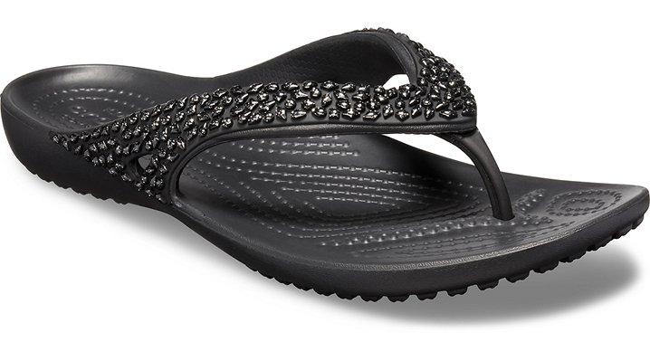 Women's Kadee II Embellished Flip - Crocs