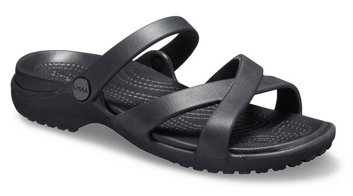 5a582eba5 Women s Meleen Cross-Band Sandal - Crocs