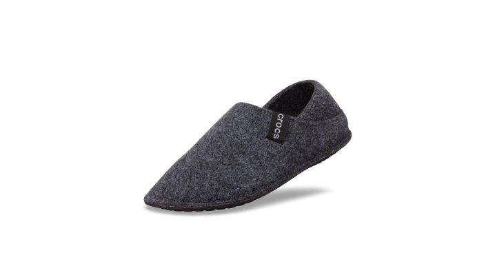 Crocs Classic Convertible Slipper Pantoffels Unisex Black-Black 36