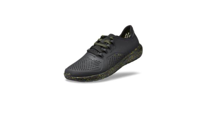 Crocs LiteRide™ Hyper Bold Pacer Sneakers Herren Black-Black 41