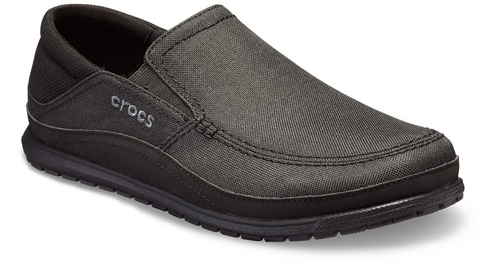 79b89c848ab08 Men s Santa Cruz Playa Slip-On - Loafer - Crocs