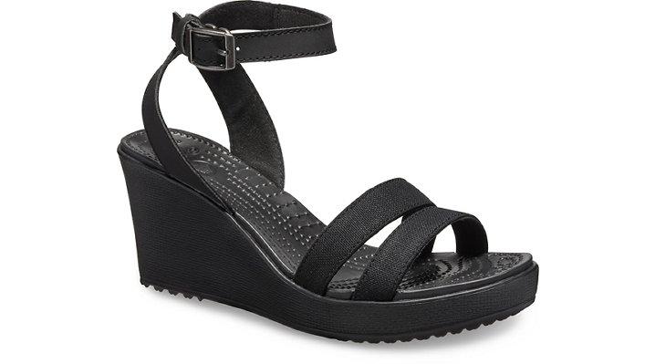 97554dac5fc Women's Leigh Sandal Wedge - Crocs