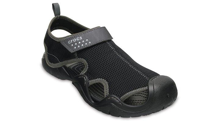 52b22ae8d2b Men s Swiftwater Outlet Sandals  Water Sandals for Men - Crocs