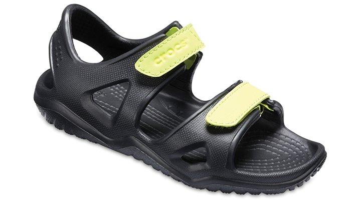 777a5b53e400 Kids  Swiftwater™ River Sandal - Crocs