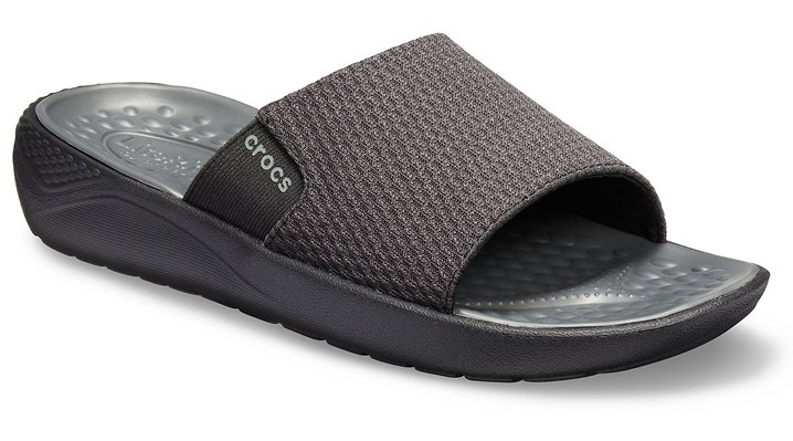 6168eceb20a7 Men s LiteRide™ Mesh Slide - Crocs