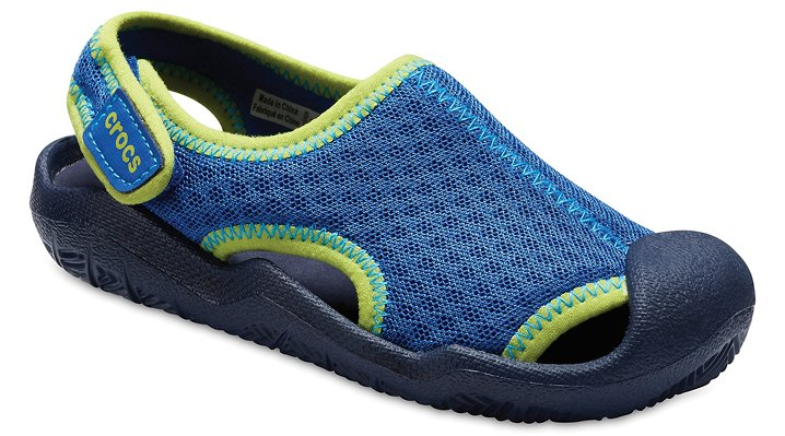 fd03290e19cb Kids  Swiftwater™ Sandal - Crocs