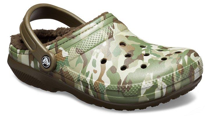 128f79380b6aa Classic Lined Graphic II Clog - Crocs