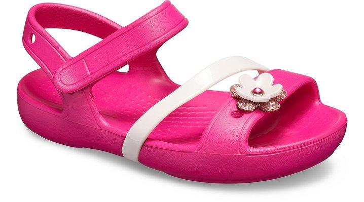 girls Girls Kids' Crocs Lina Charm Sandal
