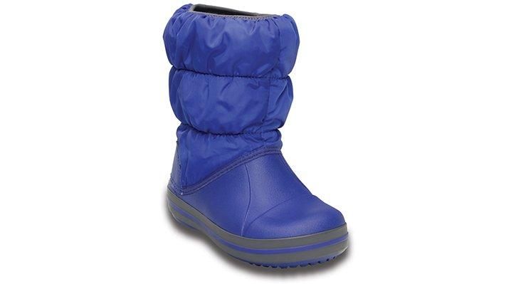 Kids  Winter Puff Boot - Crocs 2cde5b8381b