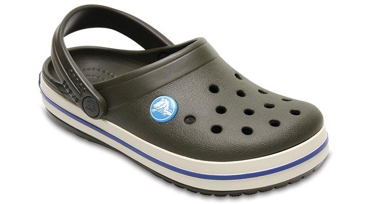 Kids' Crocband™ Clog | Tuggl