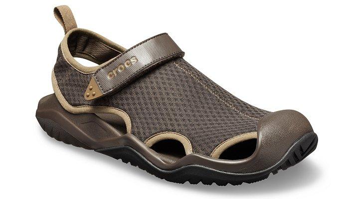 men-footwear Style Men's Swiftwater™ Mesh Deck Sandal