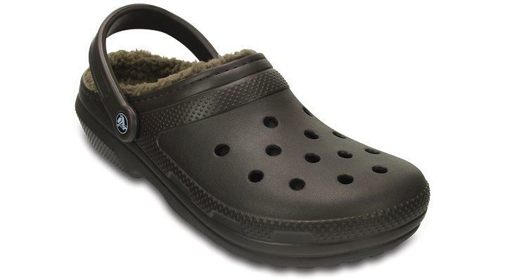329355708f66d Classic Fuzz-Lined Clog - Crocs