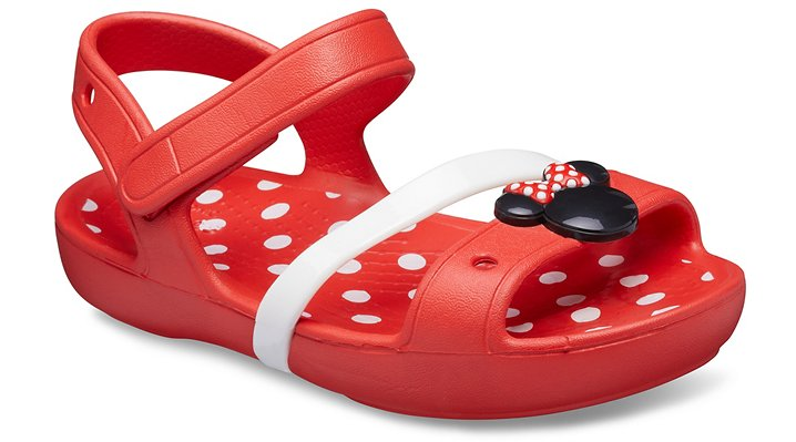 Kids Crocs Lina Minnie Mouse Sandal Crocs