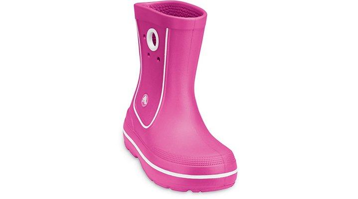 Crocs Crocband™ Jaunt Boot Laarzen Kinder Fuchsia 23