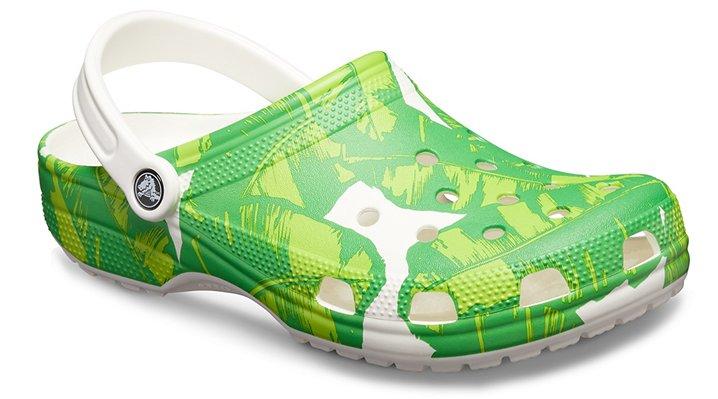 8a44a0a567057 Classic Graphic II Clog - Crocs