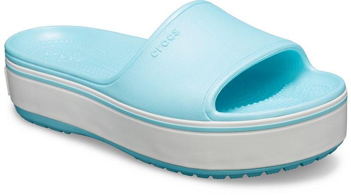 slide-sandals Slide Sandals Crocband™ Platform Slide