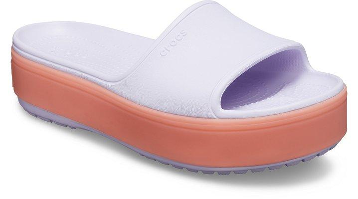 outlet-women Women Crocband™ Platform Slide