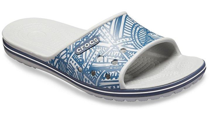 f1f88b093aa Crocband™ II Graphic Slide - Crocs