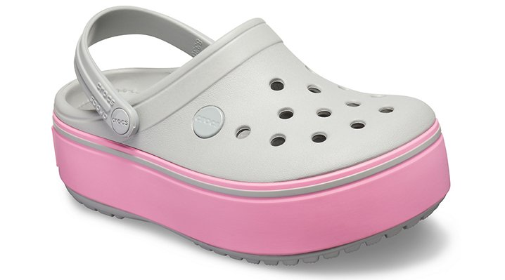 mommy-and-me Mommy and Me Girls' Crocband™ Platform Clog