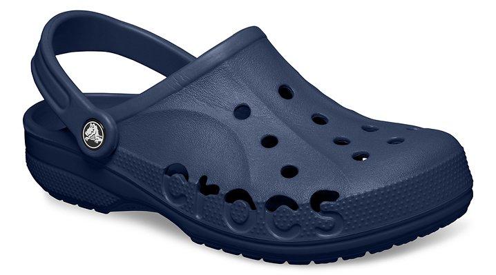 Crocs Baya Klompen Unisex Navy 36