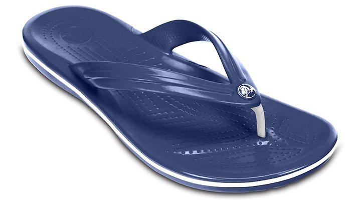 Crocs Crocband™ TeenSlippers Unisex Navy 36