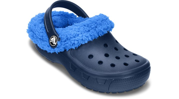 Crocs Mammoth EVO Klompen Kinder Navy-Varsity Blue 33