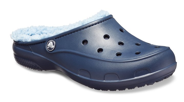 53d417f6ee98db Women s Crocs Freesail Plush Fuzz-Lined Clog - Crocs