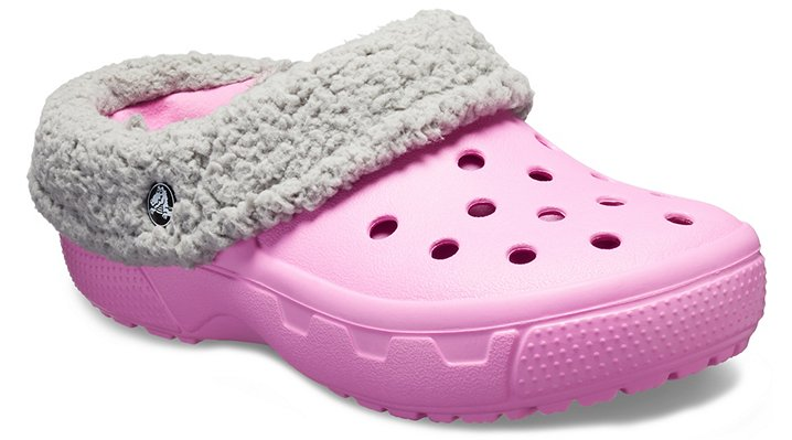 Crocs Mammoth EVO Klompen Unisex Petal Pink-Light Grey 36