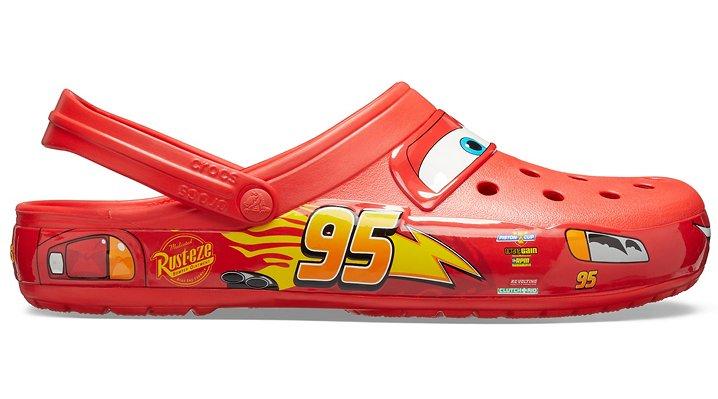 07edf8c0d0b5 Crocs Fun Lab Lights Disney and Pixar Lightning McQueen Clog - Crocs