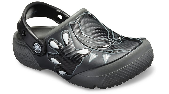 35d445c56 Kids' Crocs Fun Lab Black Panther Clog - Crocs