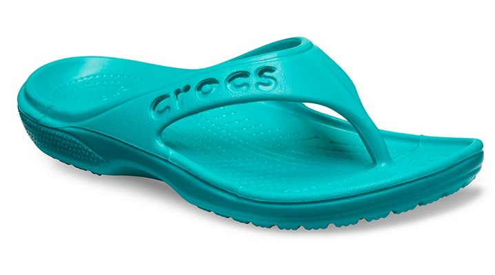 Crocs Crocband Shoes / Clogs. These are the coolest looking Crocs I have seen and have never seen this color and combination before. All around the bottom of the shoes is a border of Penguins. Silver.