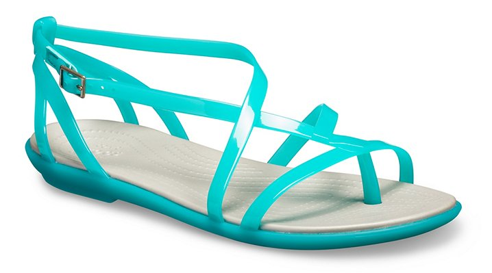 footwear Shoes Women's Crocs Isabella Gladiator Sandal