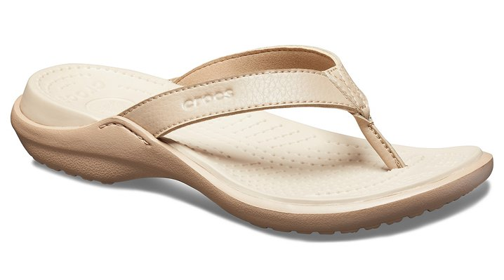 Womens Capri Iv Flip - Crocs-7841