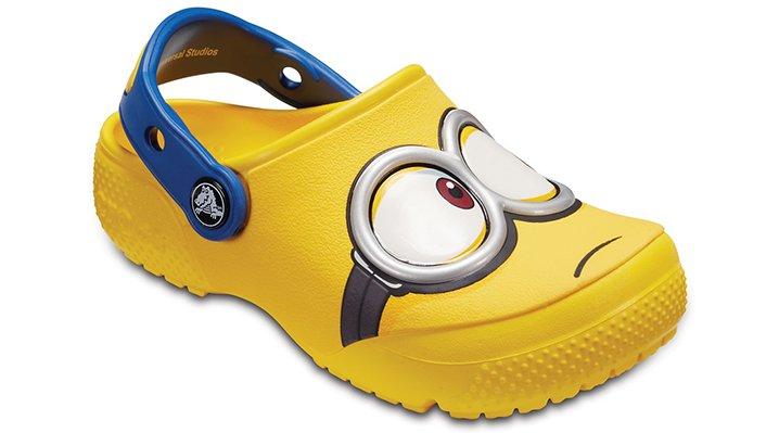 Crocs Fun Lab Minions™ Klompen Kinder Yellow 22