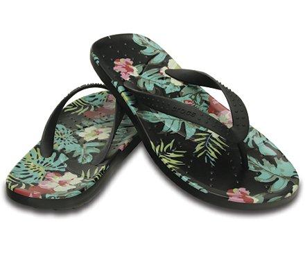 Crocs Unisex Chawaii Island Flip Flops