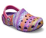 Kids' Classic  Graphic Clog