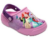Kids' Crocs Fun Lab Lights Princess™ Clog